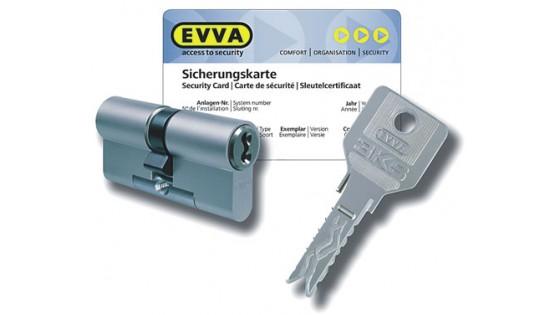 Цилиндры мирового бренда EVVA