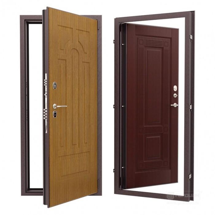 Стальная дверь ДС 10