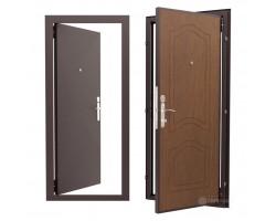 Стальная дверь ДС 1 ВО