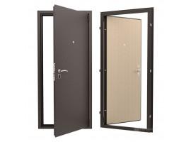 Стальная дверь ДС 2 по цене завода
