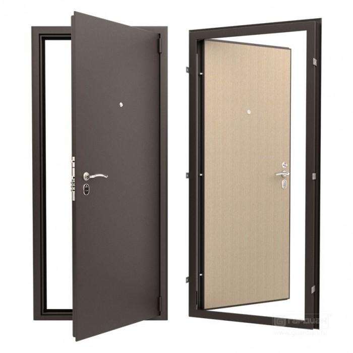 Стальная дверь ДС 2 АКЦИЯ
