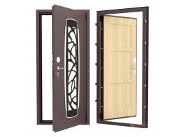 Стальная дверь ДС 3У