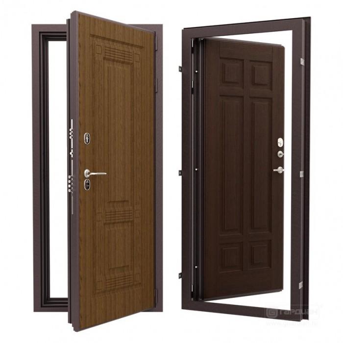 Стальная дверь ДС 6