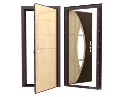Стальная дверь ДС 8У