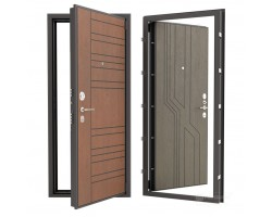 Стальная дверь ДС 9У